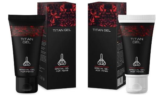 Titan gel hind